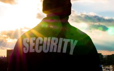 The benefits of hiring security guards on job sites!